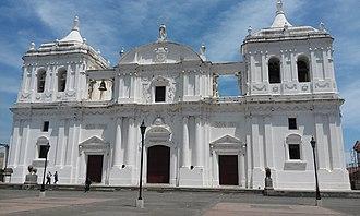 Roman Catholic Diocese of León in Nicaragua - Catedral Basílica de la Asunción