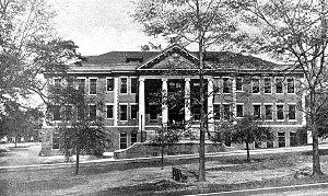 Leon High School - Leon High School 1910