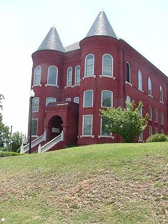 Shaw University - Leonard Hall, 2008