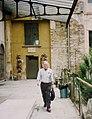 Leonardo Mattioli, Istituto D'arte Firenze 1996.jpg