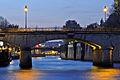 Les quais de Seine à l'heure bleue, Paris, France.jpg