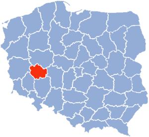 Leszno Voivodeship - Leszno Voivodeship