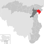 Lichtenwörth in the WB.PNG district