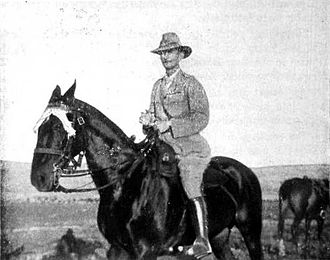 Canterbury Mounted Rifles Regiment - The Commanding Officer Lieutenant-Colonel John Findlay
