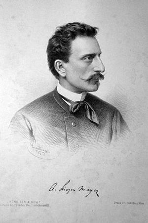 Sándor Liezen-Mayer