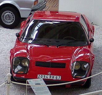 Ligier - Ligier JS2.