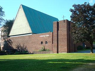 Lilleborg Church Church in Oslo, Norway
