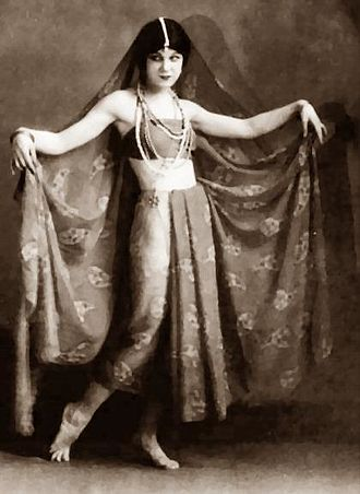 Lillian Powell - NYPL Digital Gallery