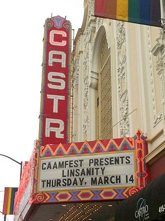 CAAMFest - Linsanity was shown opening night of CAAMFest in 2013 in San Francisco.