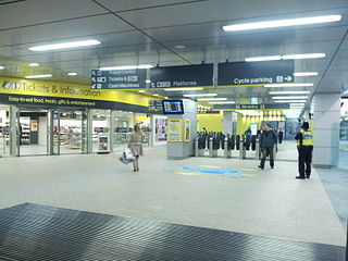 Major Merseyrail station in heart of Liverpool, connecting both Northern and Wirral lines.