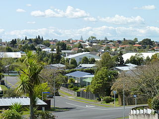 Livingstone, Hamilton Suburb in New Zealand
