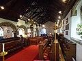 Llanasa - Eglwys Sant Asaff a Chyndeyrn, Church of SS Asaph and Kentigern, Llanasa, Flintshire, Wales 24.jpg