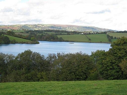 Llandegfedd Reservoir. - panoramio