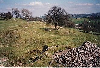 Derbyshire lead mining history - Smithycove Mine, Hopton