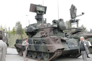 PZA Loara Self-propelled anti-aircraft gun