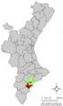 Localització d'Alacant respecte el País Valencià.png