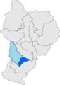 Localització de Sort respecte de Sort.png