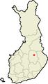 Location of Varpaisjärvi in Finland.png