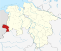Locator map NOH in Lower Saxony.svg