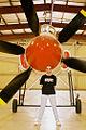Lockheed XFV-1 Salmon HeadOn tall Valder FLAirMuse 6June08 (15326034382).jpg