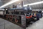 Locomotiva a vapore FS Gr 552 - 036 - Museo nazionale scienza e tecnologia Milano.jpg