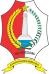 Official seal of Bojonegoro Regency