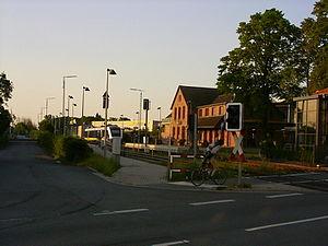 Bahnhof Löhne lohne oldb railway station