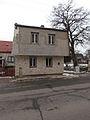 Lonely railway house in Okříšky, Třebíč District.JPG