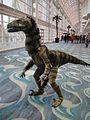 Long Beach Comic & Horror Con 2011 - velociraptor (6301174465).jpg