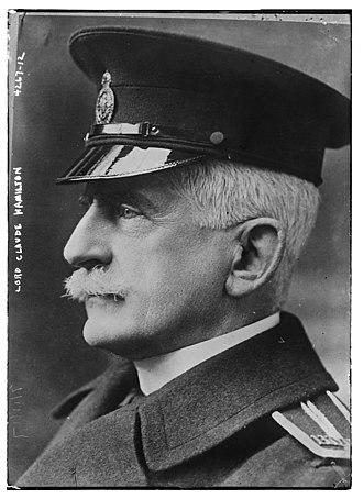 Lord Claud Hamilton (1843–1925) - Image: Lord Claud Hamilton (1843–1925) circa 1916