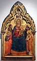Lorenzo di bicci, madonna col bambino es anti, 1380-90 ca.jpg