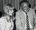 "Loretta Swit (""Hot Lips"" of M*A*S*H fame) With R Adams Cowley, MD.jpg"