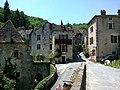 Lot Saint-Cirq-Lapopie Devant L'Eglise 29052012 - panoramio.jpg