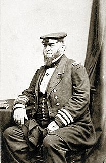 Louis M. Goldsborough United States Navy admiral