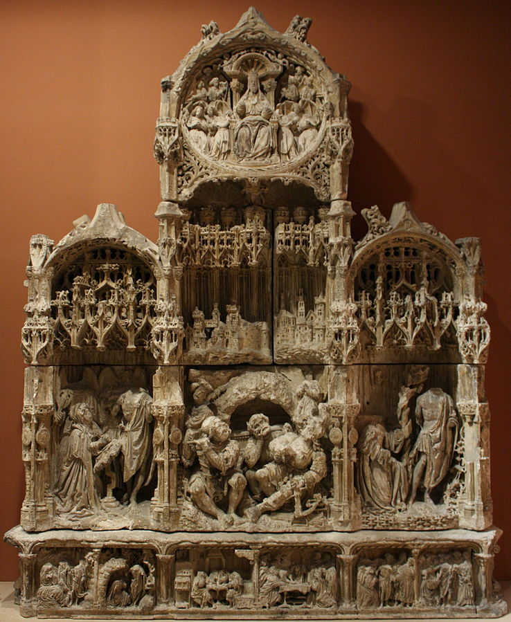 Altarpiece of the Resurrection of Christ