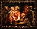 Luca cambiaso, adorazione dei magi,, 1550 ca.jpg