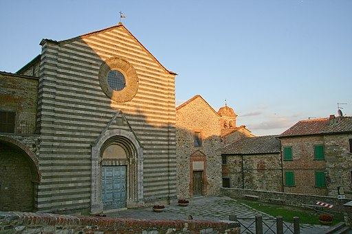 Lucignano, Chiesa di San Francesco