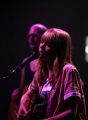 Lucy Rose - Lucy Rose (Waves Vienna 2012)