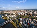 Luftbild der Gießener Innenstadt. Blick zum Neustädter Tor. - panoramio.jpg