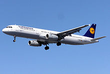 Airbus A321 - Wikipedia