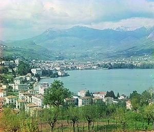 Lugano by Prokudin-Gorsky