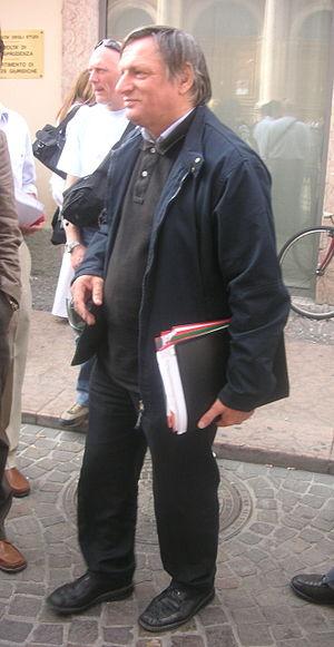 Luigi Ciotti - Luigi Ciotti in Trento, Italy