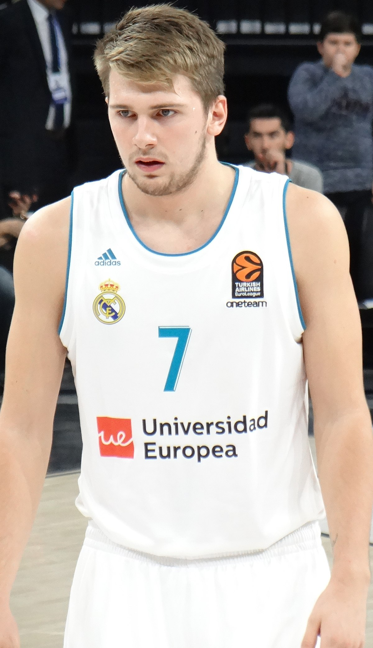 what draft pick was luka doncic
