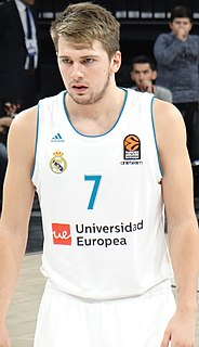 Slovenian basketball player