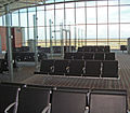 Luxurious gate at Terminal of Larnaca International Airport in the Republic of Cyprus.jpg