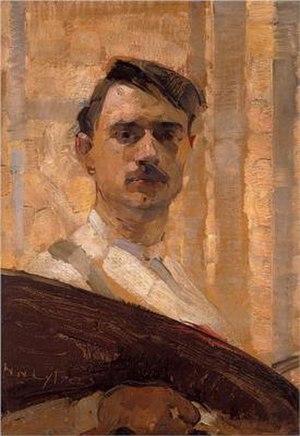 Nikolaos Lytras - Self-portrait (date unknown)