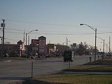 M 139 In Fair Plain Near Benton Harbor