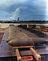 M117 bombs on trailer with B-52 c1965.jpg