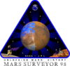 Mars Surveyor 98 mission logo