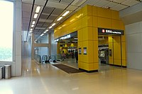MTR Kwai Hing Station Exit E to KCC 201501.jpg